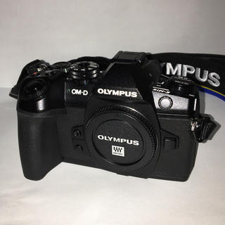 オリンパス(OLYMPUS)のオリンパス  OM-D E-M1 Mark II ボディ 美品(ミラーレス一眼)