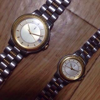 トラサルディ(Trussardi)のトラサルディ時計(ペアです)(腕時計)