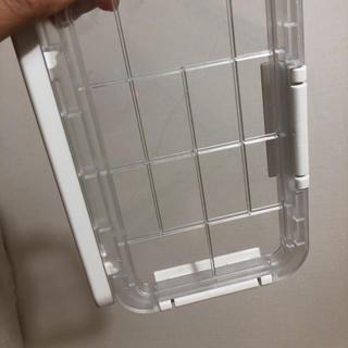ムジルシリョウヒン(MUJI (無印良品))の無印良品 防水ケース(モバイルケース/カバー)