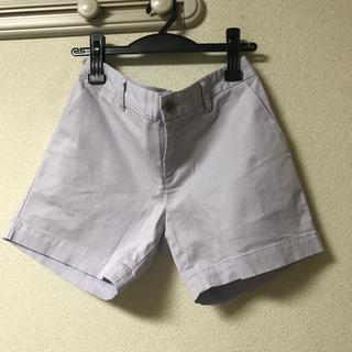 ムジルシリョウヒン(MUJI (無印良品))の♡ラベンダー色ショートパンツ♡無印(ショートパンツ)
