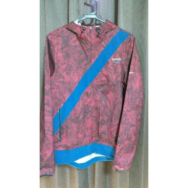 UNDERCOVER(アンダーカバー)のアンダーカバーUNDERCOVERギャクソウNIKE leaf 枯葉 L メンズのジャケット/アウター(その他)の商品写真