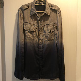 ゴーサンゴーイチプールオム(5351 POUR LES HOMMES)の¥22680 5351 pour les hommes グラデーションシャツ(シャツ)