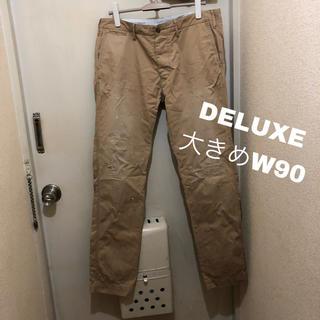 デラックス(DELUXE)の大きめW90cm!DELUXE デラックス デイリーロッカー 古着チノパン ダメ(チノパン)