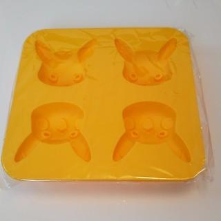 ポケモン(ポケモン)のピカチュウ シリコン型(調理道具/製菓道具)