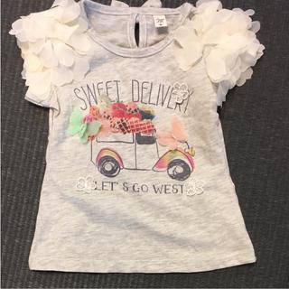 シマムラ(しまむら)のTシャツ90サイズ 女の子(Tシャツ/カットソー)
