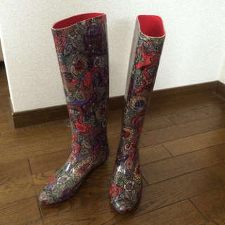 ジェフリーキャンベル(JEFFREY CAMPBELL)のおハナちゃん様専用(レインブーツ/長靴)