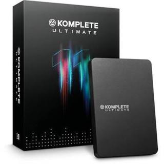Komplete 11 Ultimate(ソフトウェア音源)