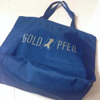 ゴールドファイル(GOLD PFEIL)のGOLD PFEIL ゴールドファイル ナイロントートバッグ(トートバッグ)