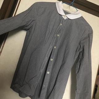 アメリエルマジェスティックレゴン(amelier MAJESTIC LEGON)のギンガムチェックシャツ(シャツ/ブラウス(長袖/七分))