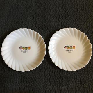 ヤマザキセイパン(山崎製パン)のヤマザキパン 長野オリンピックお皿2枚(ノベルティグッズ)