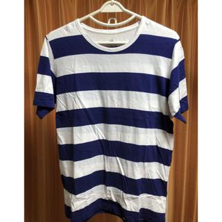 メンズビギ(MEN'S BIGI)のメンズビギ ボーダー Tシャツ(Tシャツ/カットソー(半袖/袖なし))