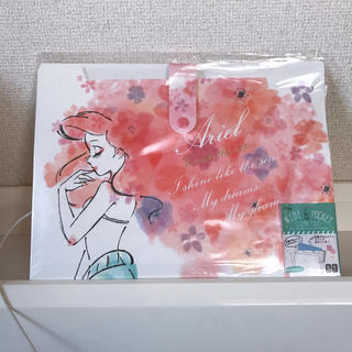 Disney - 【アリエル】ファイル 6ポケット