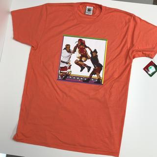 クロスカラーズ(CROSS COLOURS)の【新品/アメリカ購入/サイズL】TLCプリント Tシャツ(Tシャツ/カットソー(半袖/袖なし))