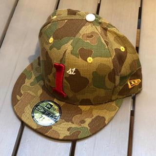 アカプルコゴールド(ACAPULCO GOLD)のACAPULCOGOLD×NEWERA 59FIFTY CAP(キャップ)