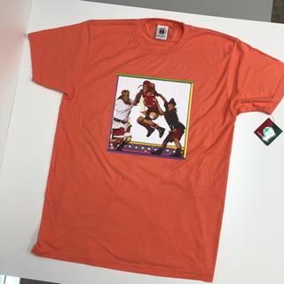 クロスカラーズ(CROSS COLOURS)の【新品/アメリカ購入/サイズXL】TLCプリント Tシャツ(Tシャツ/カットソー(半袖/袖なし))