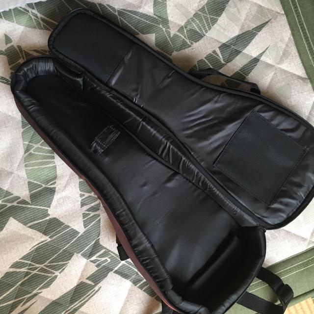 attitude ソプラノ ウクレレ ケース 茶色 楽器のウクレレ(その他)の商品写真