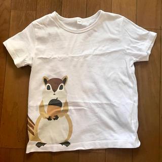 MUJI (無印良品) - リスTシャツ110