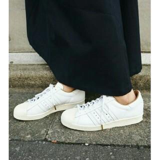 アディダス(adidas)の【美品】adidas superstar限定IENAアディダススーパースター(スニーカー)