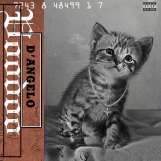D'angelo 猫ジャケ アート(R&B/ソウル)
