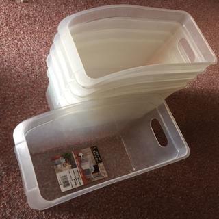 クイック・ストッカー 台所用品や書類などをスッキリ整理 5個セット(収納/キッチン雑貨)