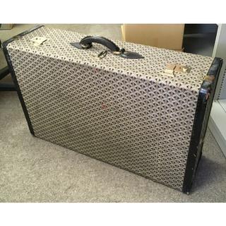 ゴヤール(GOYARD)の希少 1960年代 GOYARD ゴヤール アンティーク ビンテージ トランク(トラベルバッグ/スーツケース)