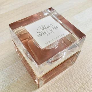 ミッシェルクラン(MICHEL KLEIN)のミッシェルクラン MICHEL KLEIN シェールホワイト 香水(香水(女性用))