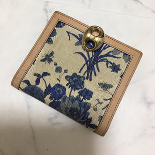グッチ(Gucci)のGUCCI ヴィンテージ  折りたたみ 財布(折り財布)