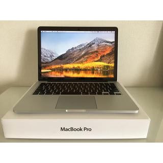マック(Mac (Apple))のMacbook Pro 13inch, Mid-2014(ノートPC)