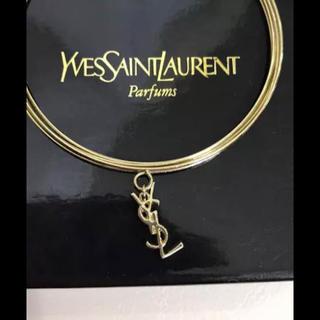 イヴサンローランボーテ(Yves Saint Laurent Beaute)のイブサンローラン ブレスレット 美品✨(ブレスレット/バングル)