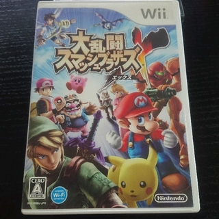 ウィー(Wii)の大乱闘スマッシュブラザーズ X Wii  (家庭用ゲームソフト)