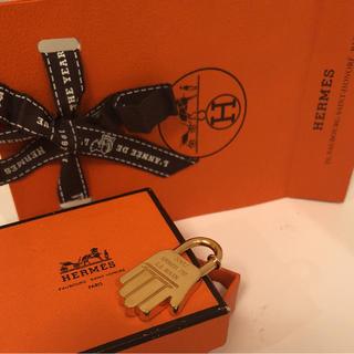 Hermes - エルメス  バッグチャーム   キーリング   箱、ショッパ付き