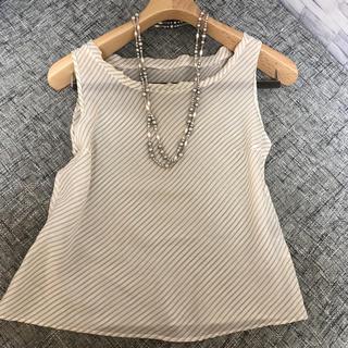 デプレ(DES PRES)の美品⭐️トゥモローランド デプレ カットソー♬上質シルク混素材(カットソー(半袖/袖なし))