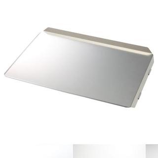 ムジルシリョウヒン(MUJI (無印良品))の無印良品ステンレス水切り用傾斜トレー(収納/キッチン雑貨)