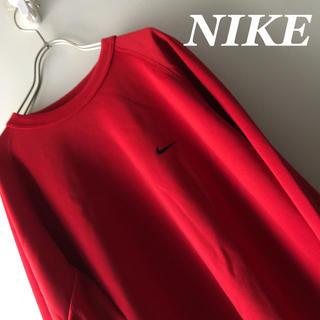 ナイキ(NIKE)の◆NIKE◆ Red Training Shirt(スウェット)