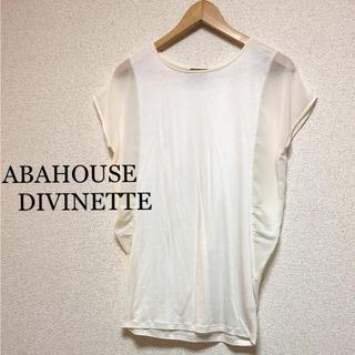 アバハウスドゥヴィネット(Abahouse Devinette)のアバハウス ドゥヴィネット  *  Tシャツ(Tシャツ(半袖/袖なし))