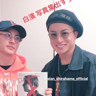 白濱亜嵐着用 azs tokyo ベレー帽(ハンチング/ベレー帽)