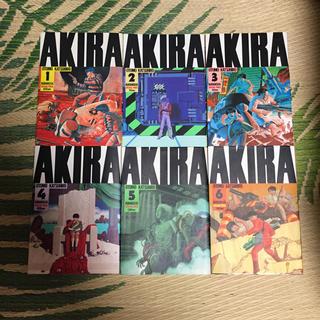 講談社 - AKIRA アキラ 大友克洋 全巻セット