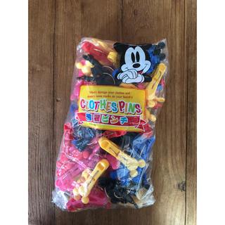 ディズニー(Disney)の洗濯バサミ ディズニー ミッキー カラフル(日用品/生活雑貨)