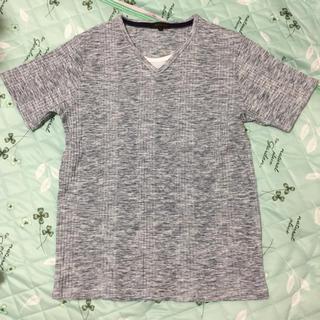 エムエフエディトリアル(m.f.editorial)のメンズTシャツ L(Tシャツ/カットソー(半袖/袖なし))