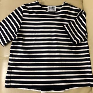 アングローバルショップ(ANGLOBAL SHOP)のフォードミルズ ボーダーTシャツ(Tシャツ(半袖/袖なし))