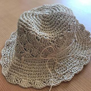 MUJI (無印良品) - 無印良品☆麦わら帽子