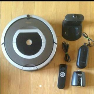 アイロボット(iRobot)のiRobot ルンバ780 バッテリー交換!(掃除機)