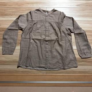 MUJI (無印良品) - 無印良品 無地のシャツ