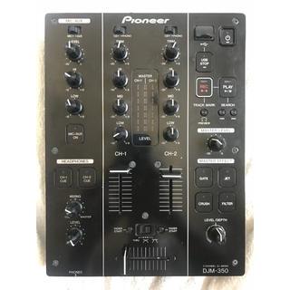 パイオニア(Pioneer)のPioneer DJM-350(DJミキサー)