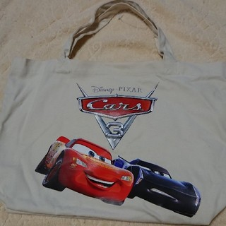 Disney - 新品☆カーズ 布バッグ