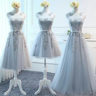 即購入ok ドレス ウエディングドレス シンプルドレスパーティードレス
