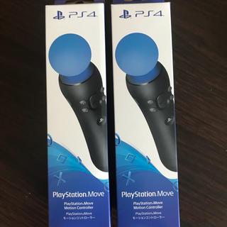 PlayStation - PSmove モーションコントローラー 2本