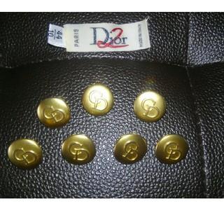 クリスチャンディオール(Christian Dior)の♡hvci様♡クリスチャンディオール ボタン(各種パーツ)