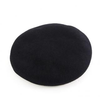 カシラ(CA4LA)の18ss COMESANDGOES ベレー帽 キャスケット(ハンチング/ベレー帽)