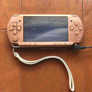 PlayStation Portable - プレーステーションポータブル本体